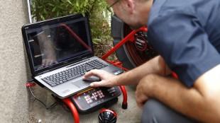 Kameralı Cihazlar İle Tıkalı Boruları Derinlemesine Temizleme